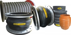 SLP Rubber Expansion Joint