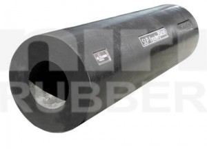 SLP Marine Rubber Fender, dock fender - cylindrical type