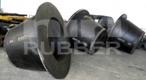 SLP Marine Rubber Fender - Type Supercone