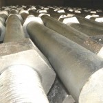 Marine Fender Accessories - Anchor Mild Steel Hot Dip Galvanised or Anchor Stainless Steel (SS-304)
